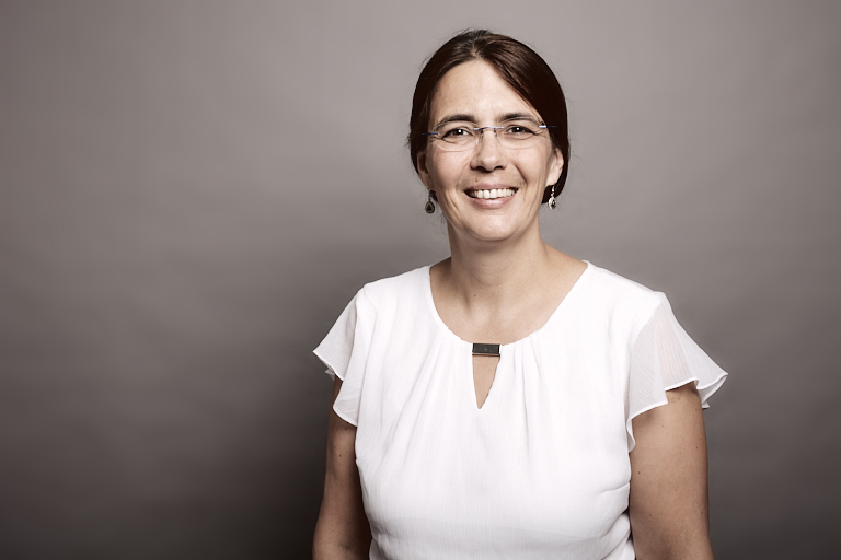 Portrait von Katharina Truninger, diplomierte Massagetherapeutin